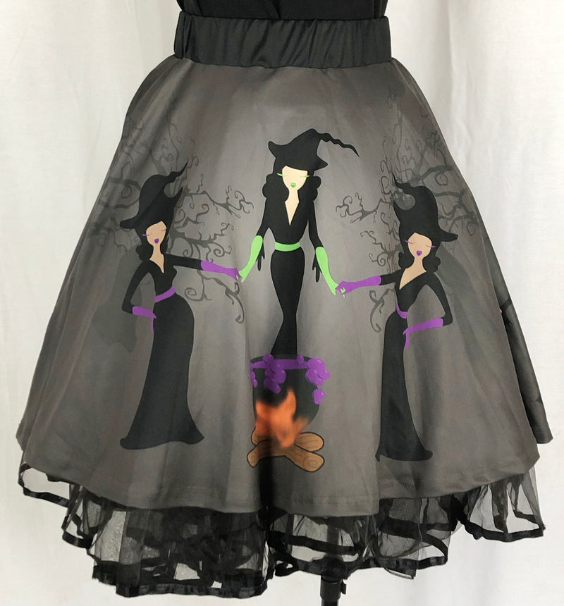 Coven of Sisters Flirty Skirt