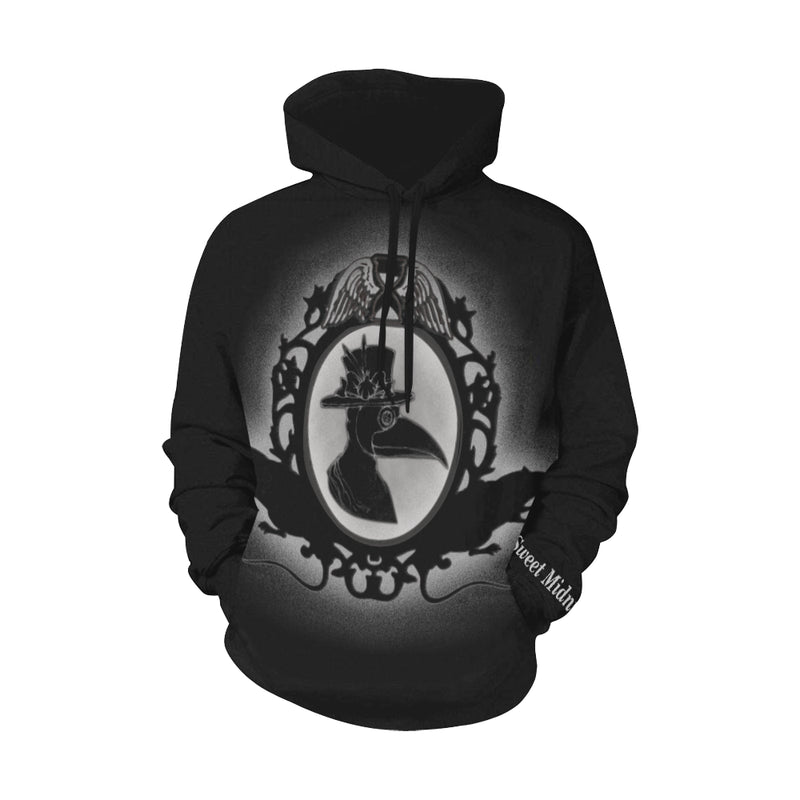 Female Plague Doctor Woman Hoodie