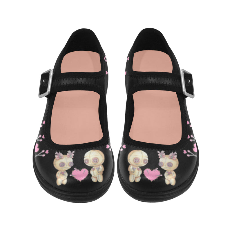 VooDoo Love Mary Jane Shoes