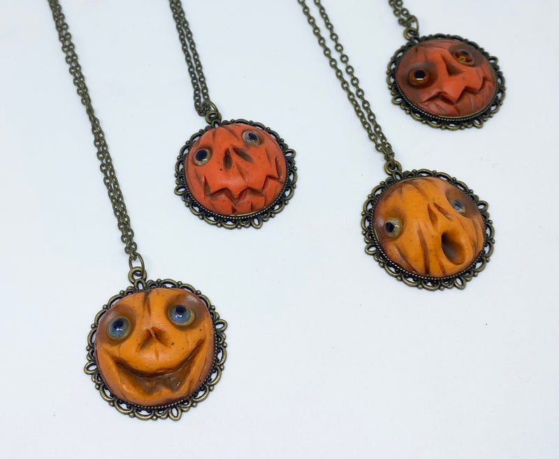 MINI Reject Pumpkin Necklaces