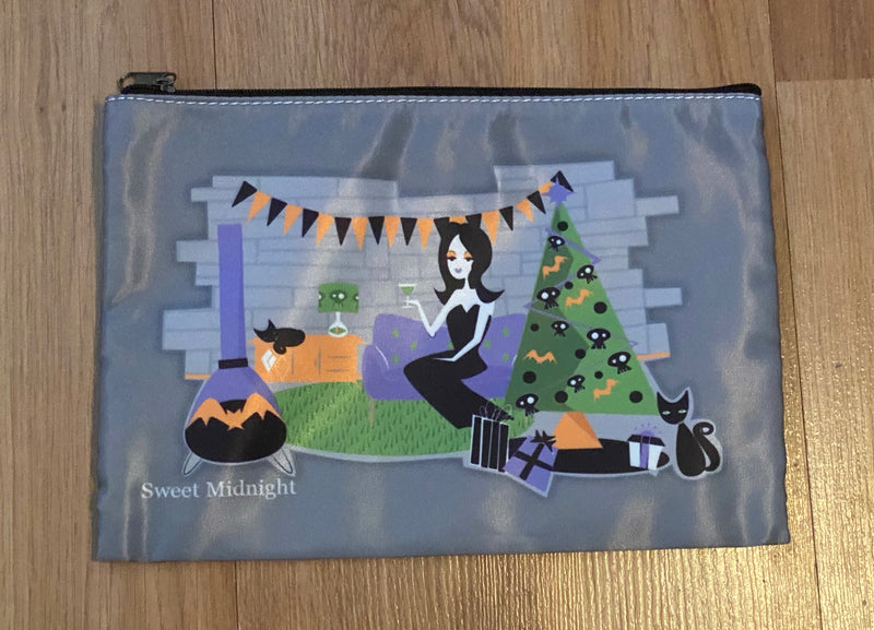 Scary Holiday Travel Bag