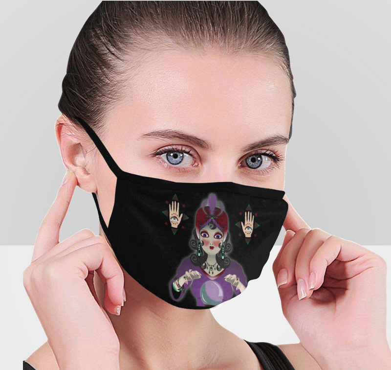 Fortune Teller Face Mask