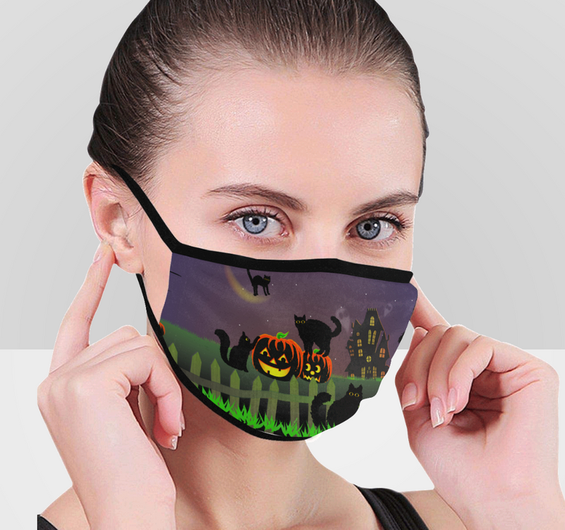 Mischief Makers Face Mask
