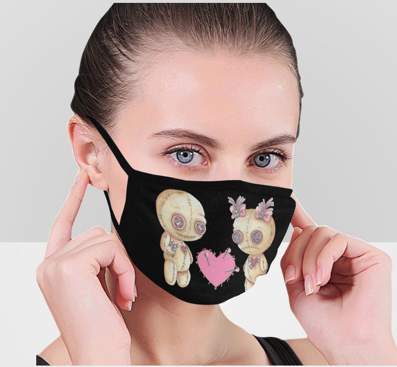 Voo Doo Love Face Mask