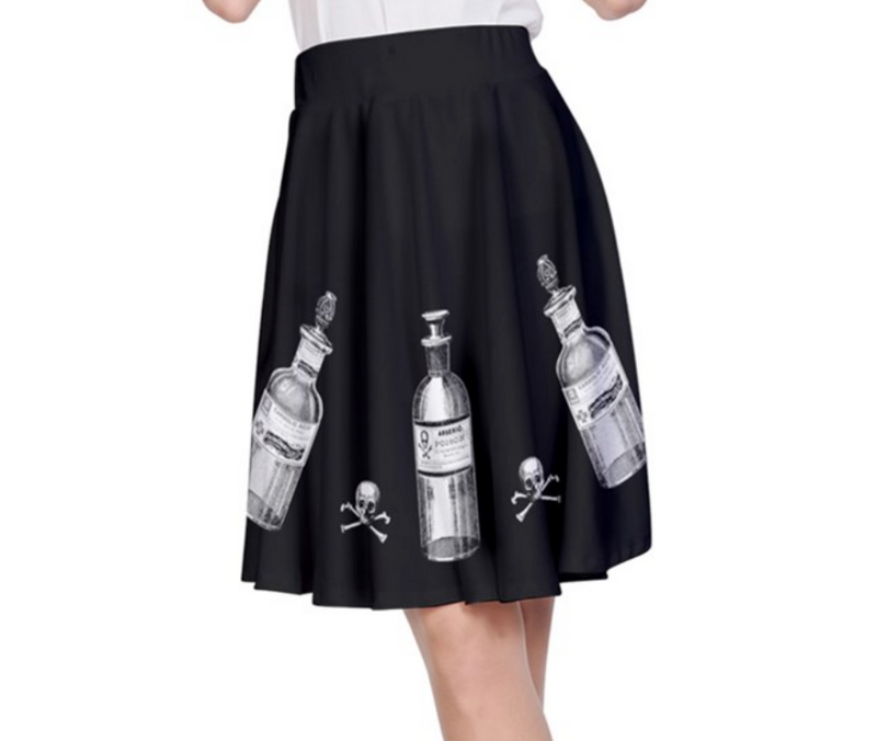 Pick Your Poison Flirty Skirt