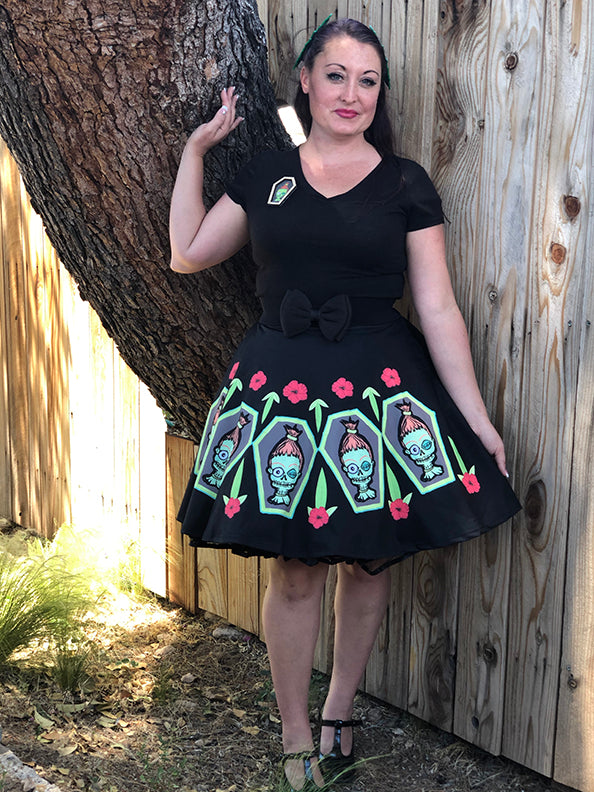 Tragical Hideaway Flirty Skirt