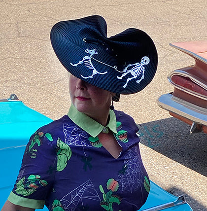 Walking The Dead Sunhat