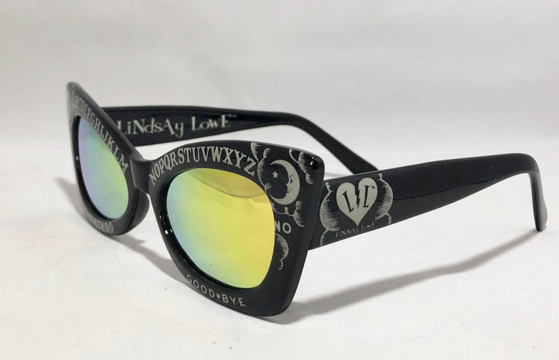 Lindsay Lowe Fright Board Sunglasses
