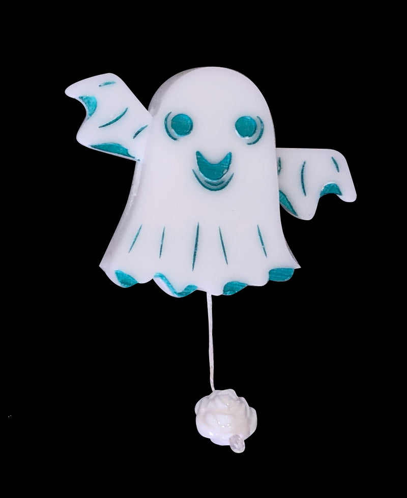 Ghost Brooch *INTERACTIVE*