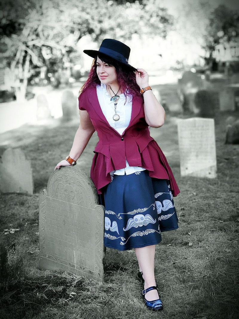 Angel of Death Flirty Skirt