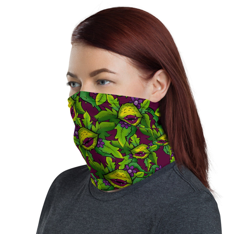 Feed Me Humans Neck Gaiter