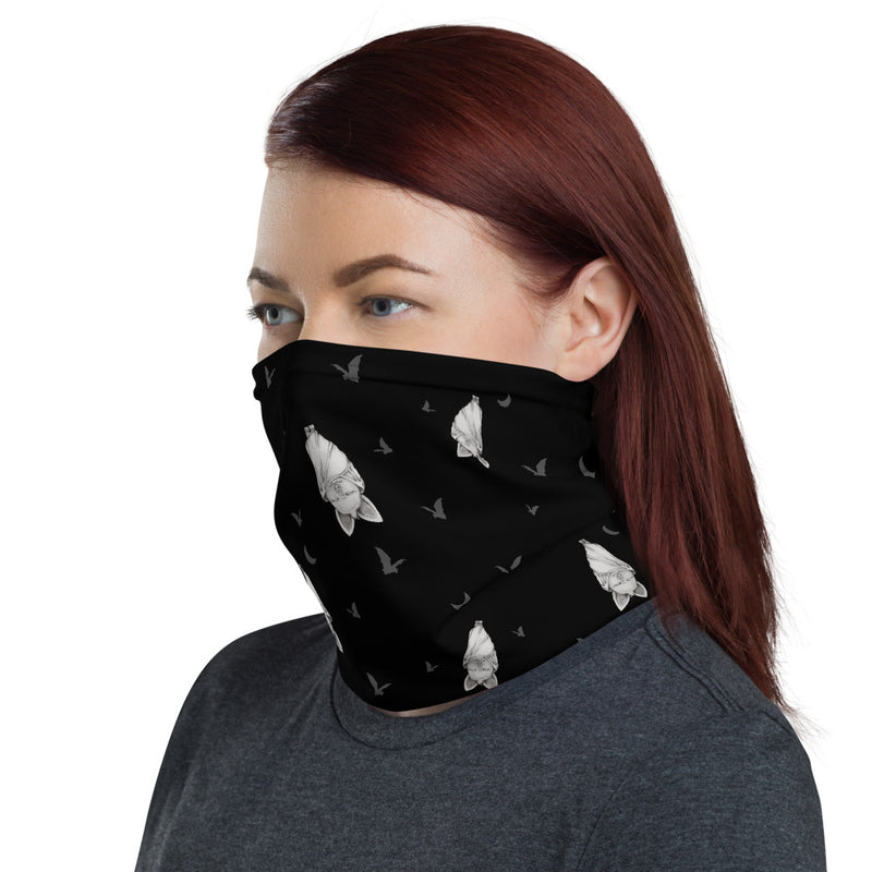 Sleepy Bat Neck Gaiter