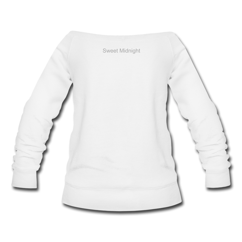 Swampland Finishing School Sweatshirt - white