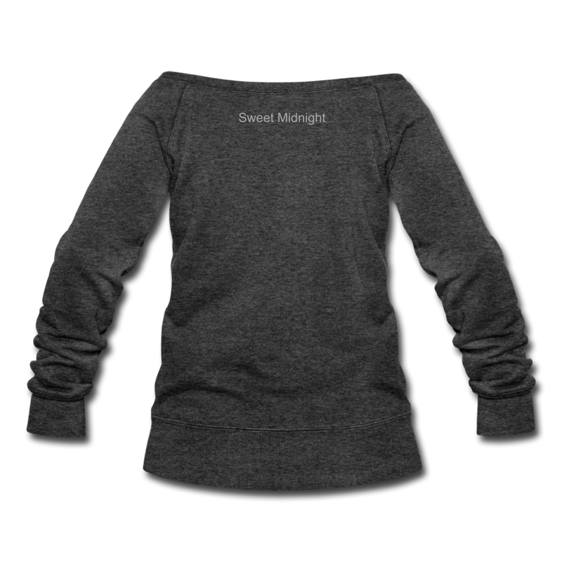 Swampland Finishing School Sweatshirt - heather black