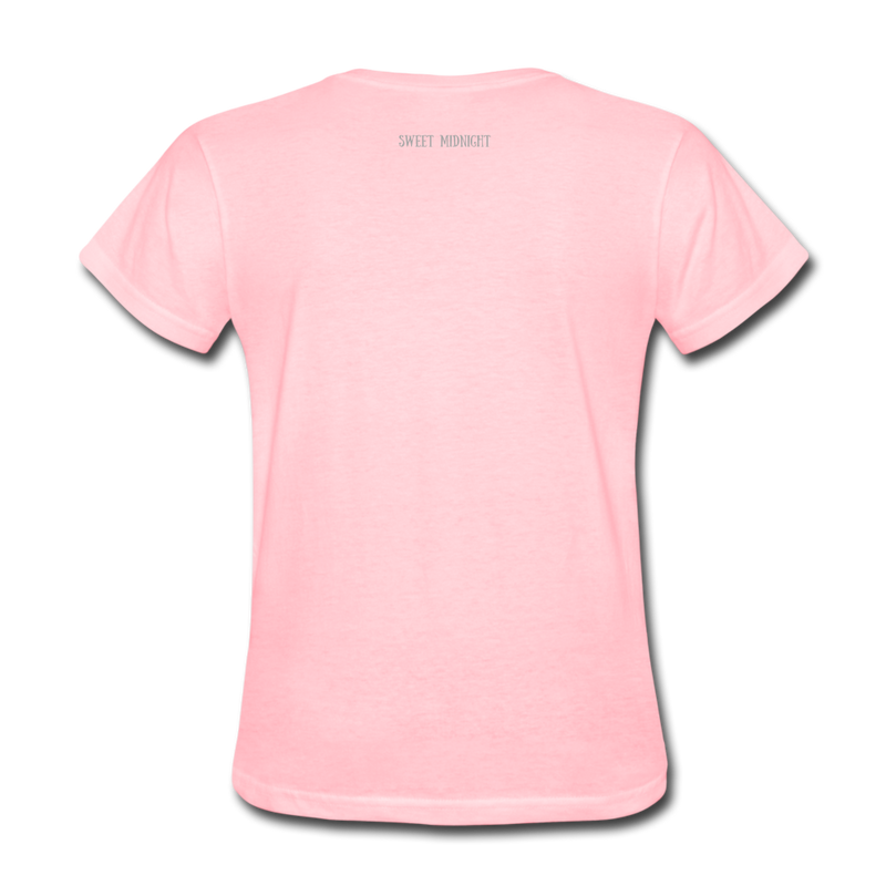 Mirror Mirror On The Wall Women's T-Shirt - pink
