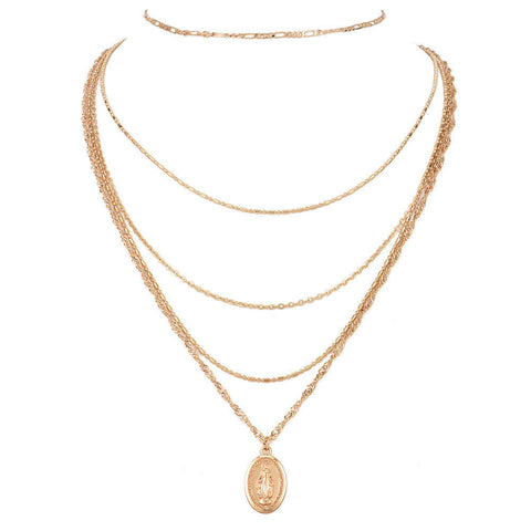 Agua Bendita Necklace