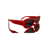 Dominique Sunnies - Cherry Red