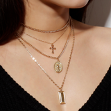 Hustler's Prayer Necklace