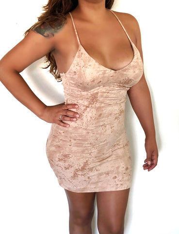 Champagne Dreams Dress