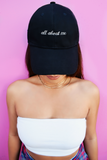 All About Me Dad Hat
