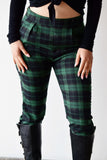 Green Legend Plaid Pants