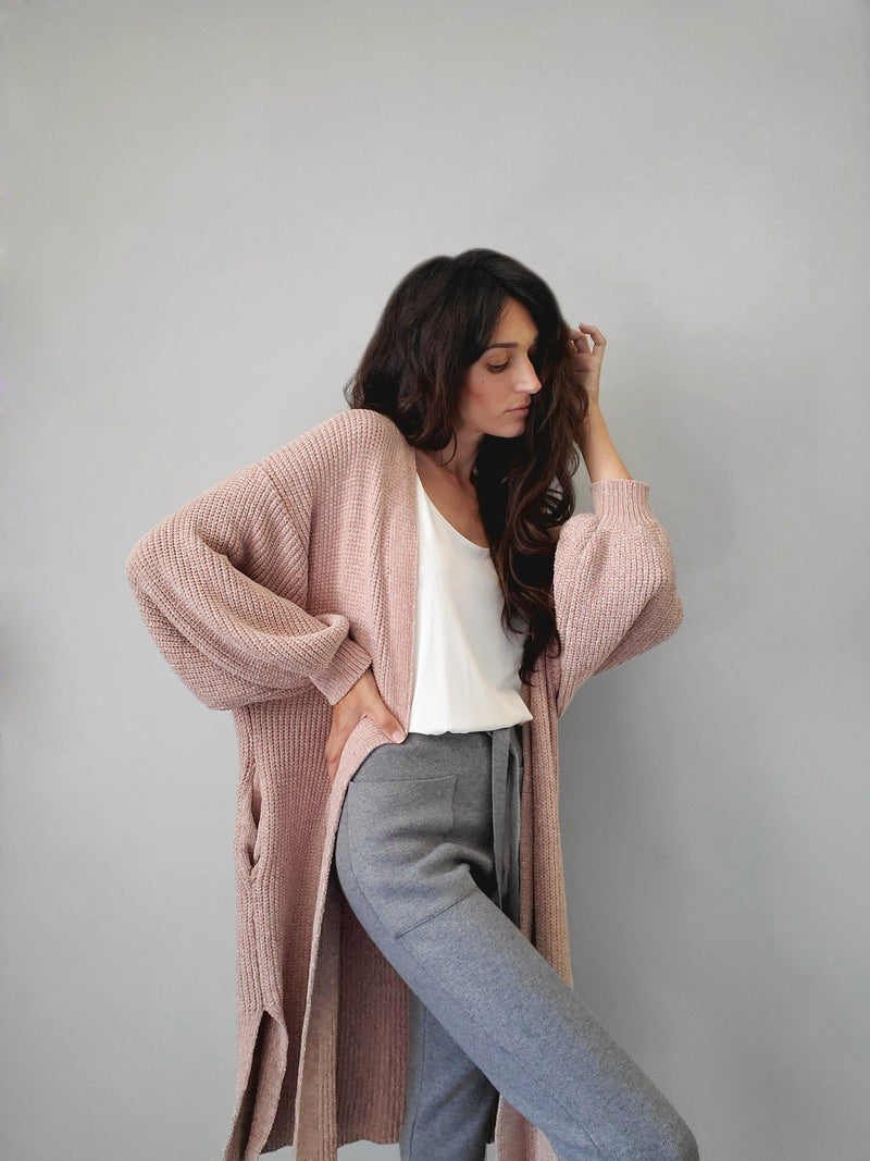 Sherry Cardigan