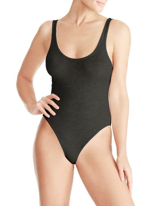 Ava Rib Bodysuit - NEW COLOR Bodysuits by Le Marché by NP