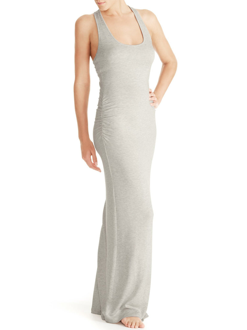 Ava Racer Back Maxi Dresses by Le Marché by NP