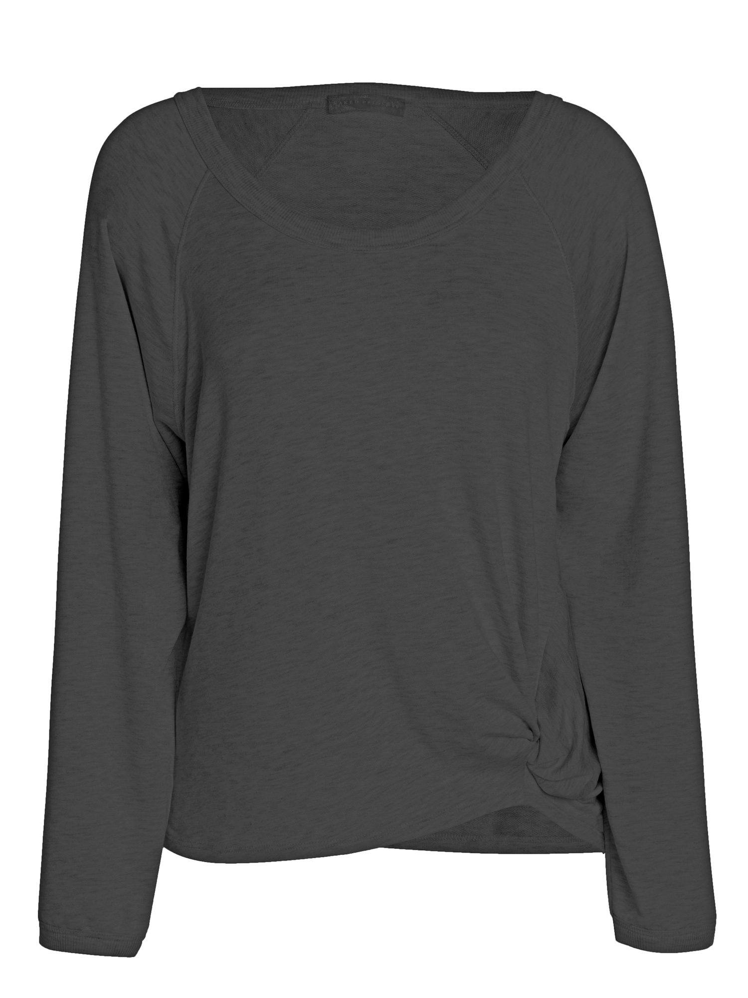 Ava Twist Raglan Tops by Le Marché by NP