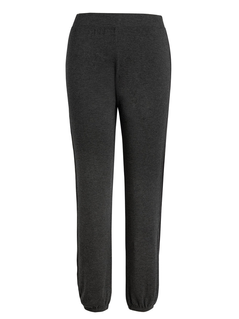 Ava Velvet Stripe Pant Bottoms by Le Marché by NP