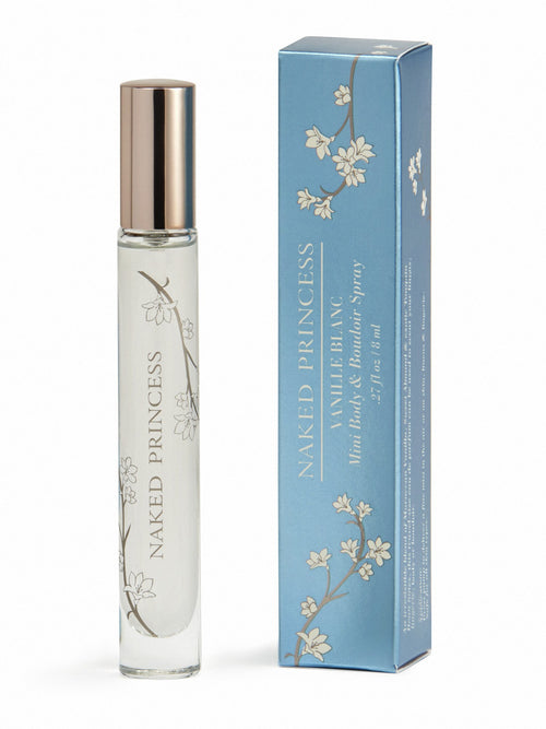 8ml Body & Boudoir Spray - Vanille Blanc Fragrance by Le Marché by NP