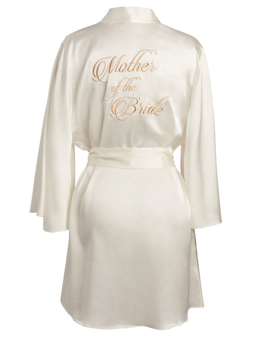 Bridal Robe - Mother of the Bride Robes by Naked Princess