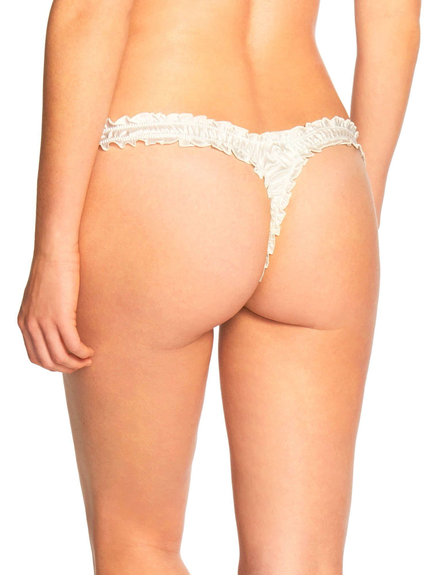 Bridal Thong - Mrs. Embroidery Bras & Panties by Le Marché by NP