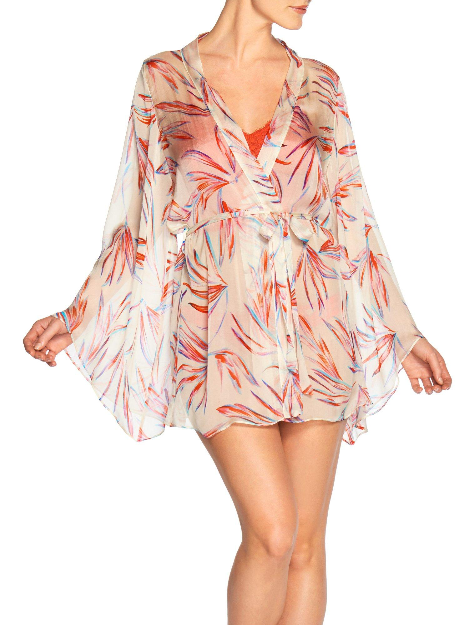 Chiffon Wrap Robes by Le Marché by NP