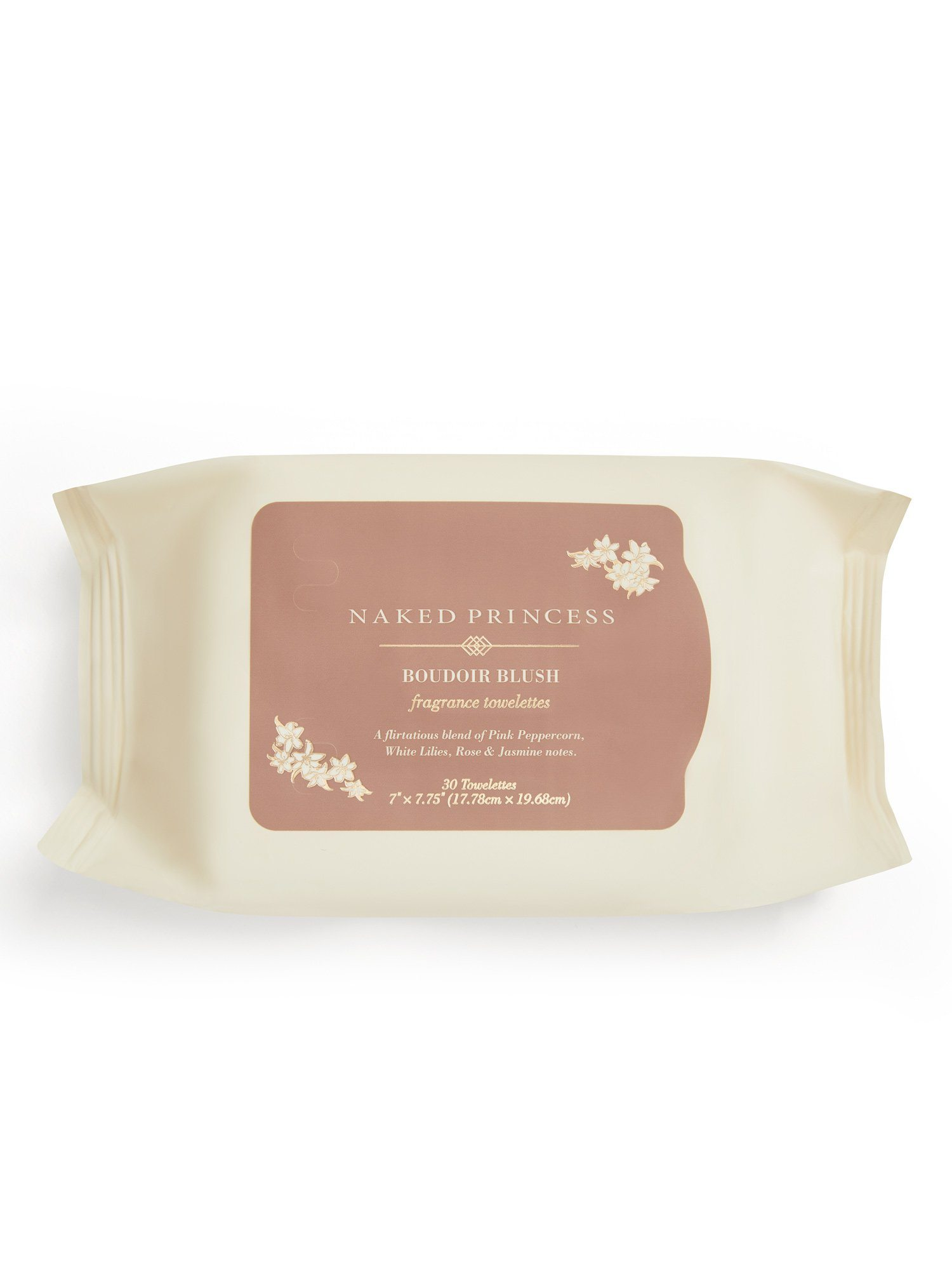 Fragrance Towelettes - Boudoir Blush Cleanse by Le Marché by NP