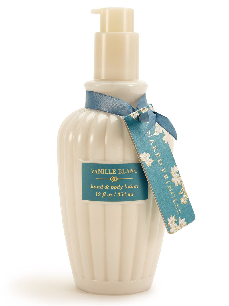 Hand & Body Lotion - Vanille Blanc Moisturize by Le Marché by NP