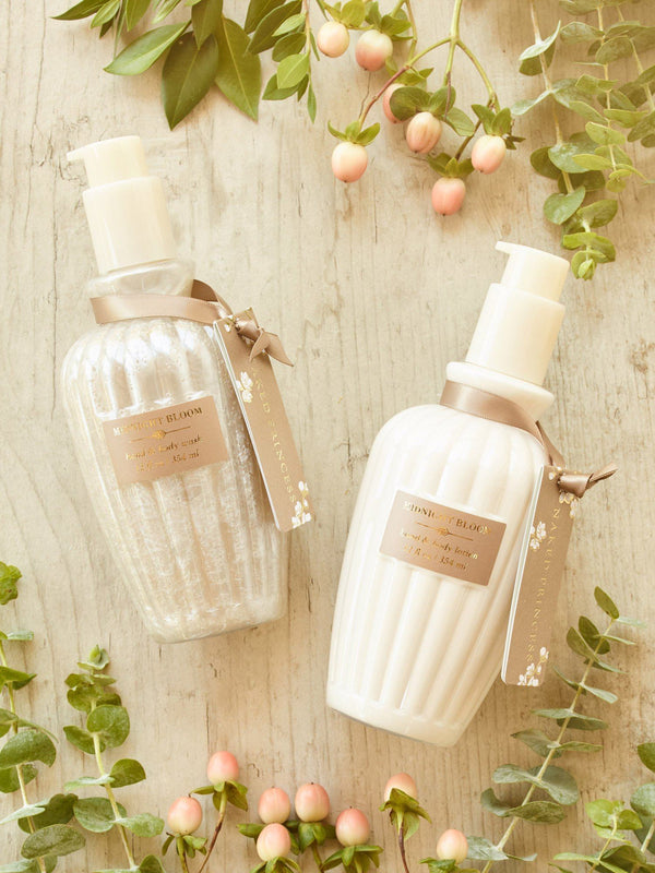 Hand & Body Wash and Lotion Sink Set