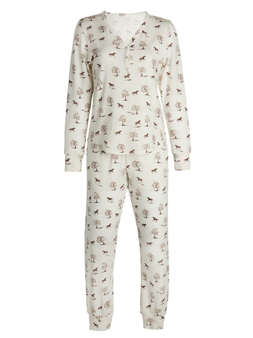 Signature Montana PJ Set Pajama Sets by Naked Princess