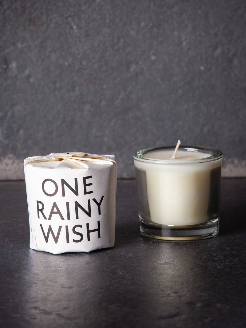 One Rainy Wish Candle - Tatine