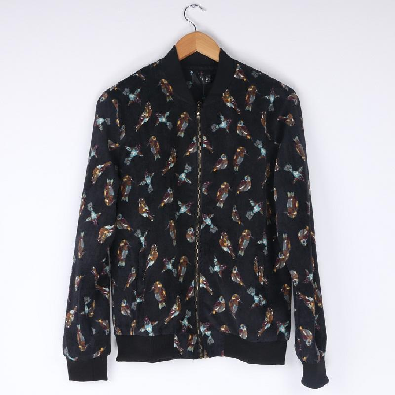 Active Jackets - Limited Edition Hawaii Bomber Jacket