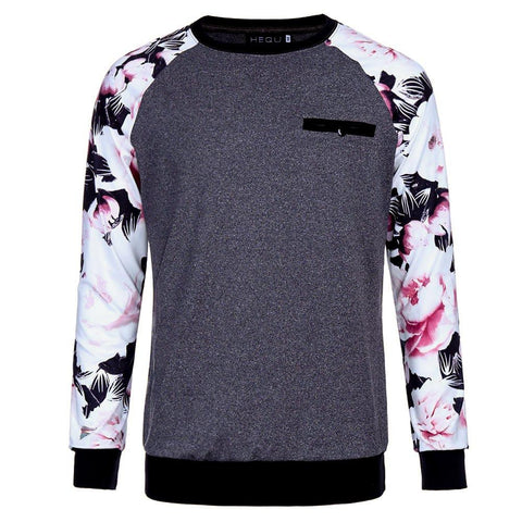Active Shirts - Hawaii Floral Street Shirt