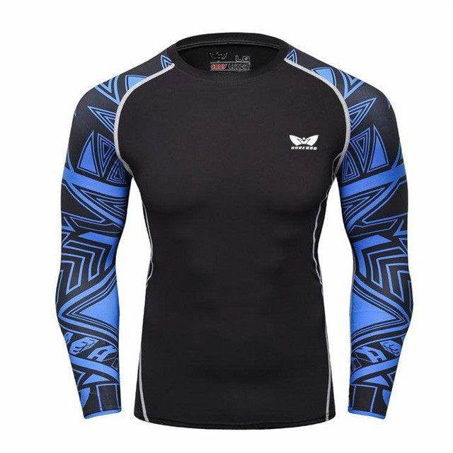 Active Shirts - Maui Breathable Long Sleeve Active Shirt