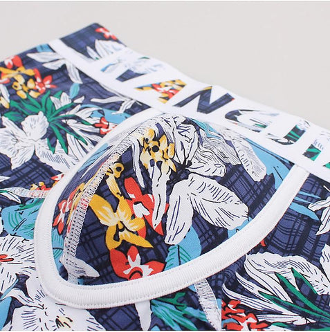 Floral Breathable Boxers