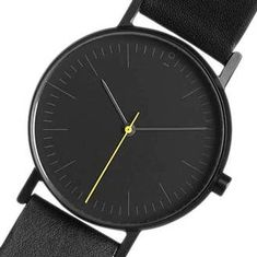 The Minimalist: Black
