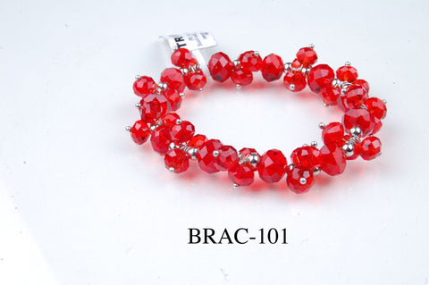 BRAC-101: Crystal Dangle Bracelet