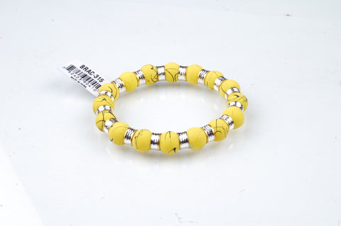 BRAC-315: Sand Glass Beads Bracelet