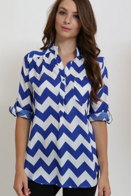 NIC & KAT LEXINGTON BLOUSE