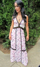THE NIC & KAT ANNE MAXI DRESS