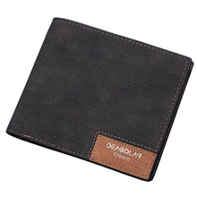 Vintage mens wallet - billfold