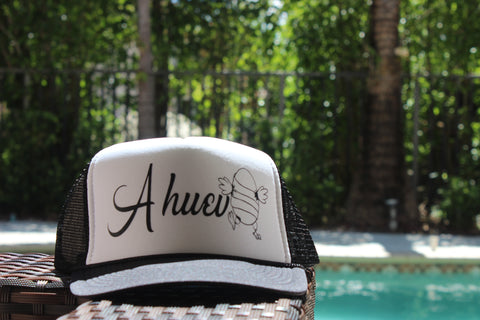 """A Huevo"" Trucker Hat"